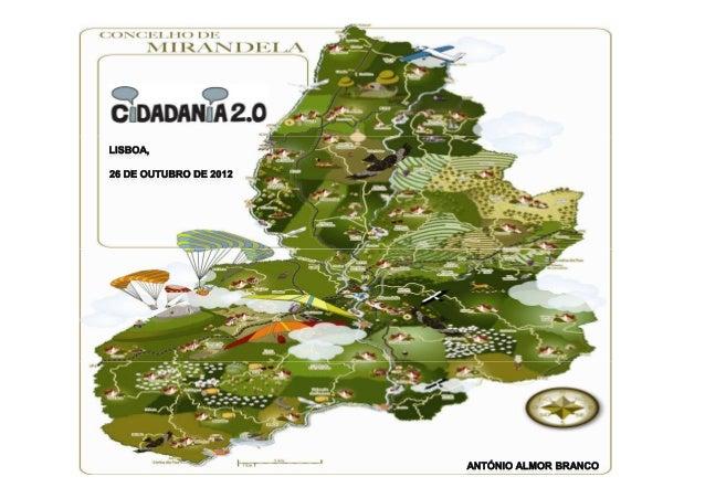 OS   OBJECtiVOS      REDE COMUNITÁRIA DE     DABANDA LARGA DE MIRANDELA                                    Desenvolver    ...