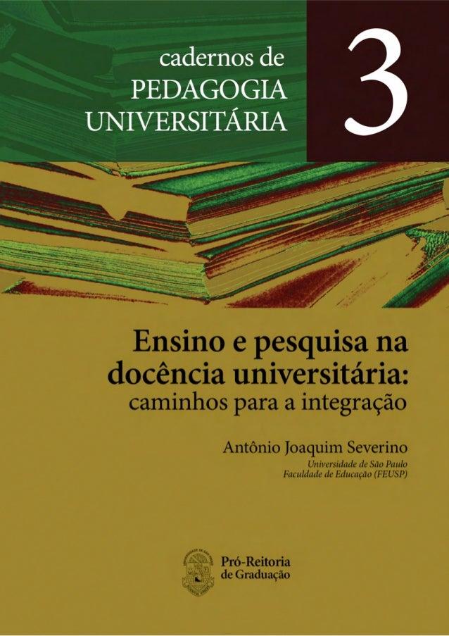 Antônio Joaquim Severino (USP - Faculdade de Educação)