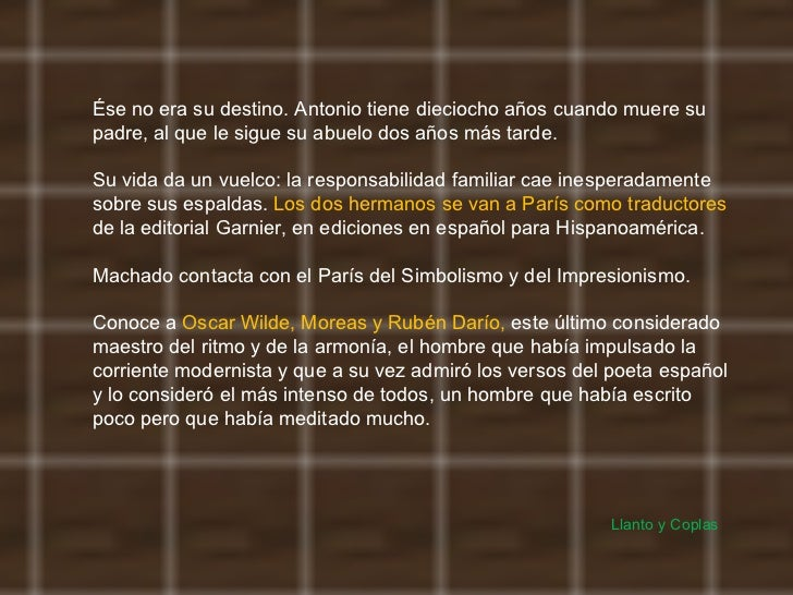 Antonio machado biografia - Muere el abuelo de la casa de empenos ...