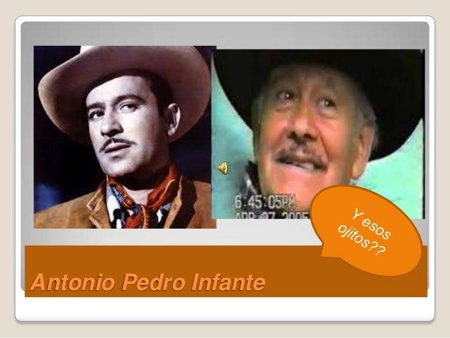 Antonio Pedro Infante