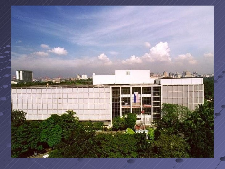 National Library of thePhilippines (NLP): Library of the Nation and for the  Nation-Challenges and         Prospects      ...