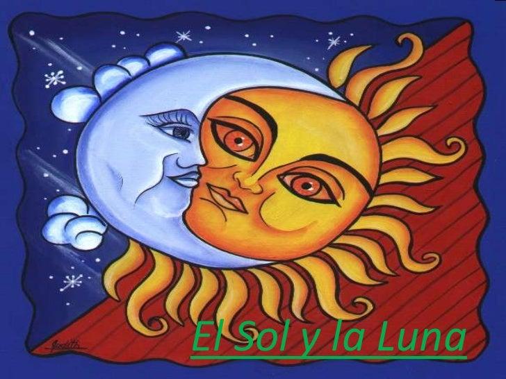 El Sol y la Luna<br />Cuento fantástico<br />El Sol y la Luna<br />
