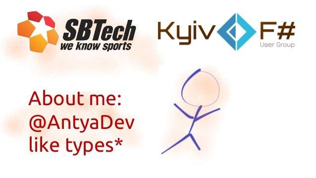 .NET Fest 2018. Антон Молдован. One year of using F# in production at SBTech Slide 2