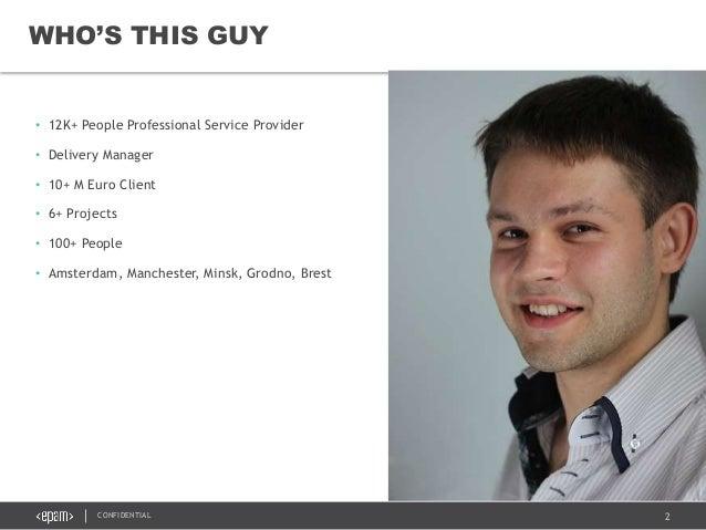Program Management. Что. Как. Почему Slide 2