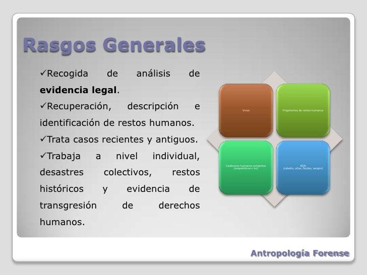 Antropología forense Slide 2
