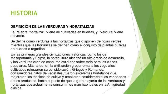 Antropologia diapos for Horticultura definicion