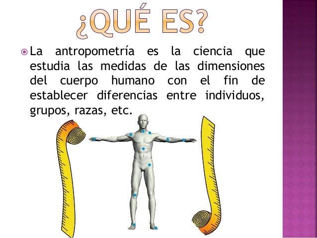Antropometr a for Antropometria de la vivienda