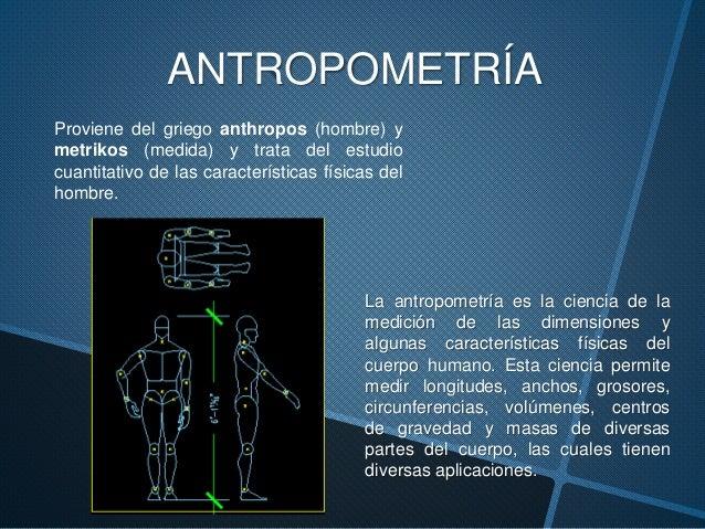 Antropometr a for Antropometria libro