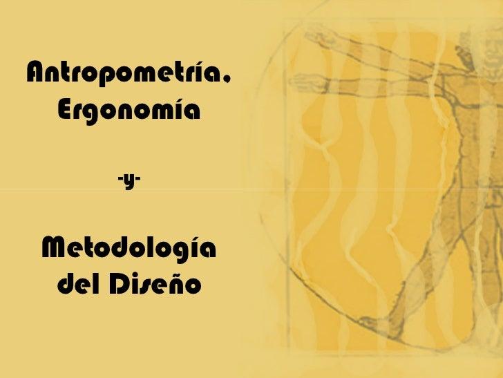 Antropometr a ergonomia y metodologia for Antropometria libro