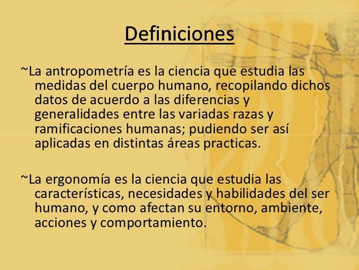 Antropometr a ergonomia y metodologia for Medidas antropometricas pdf