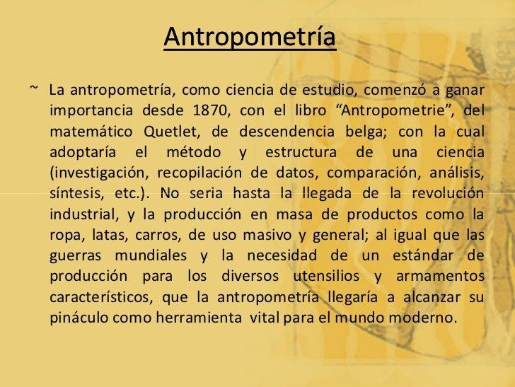 Antropometr a ergonomia y metodologia for Antropometria de la vivienda pdf