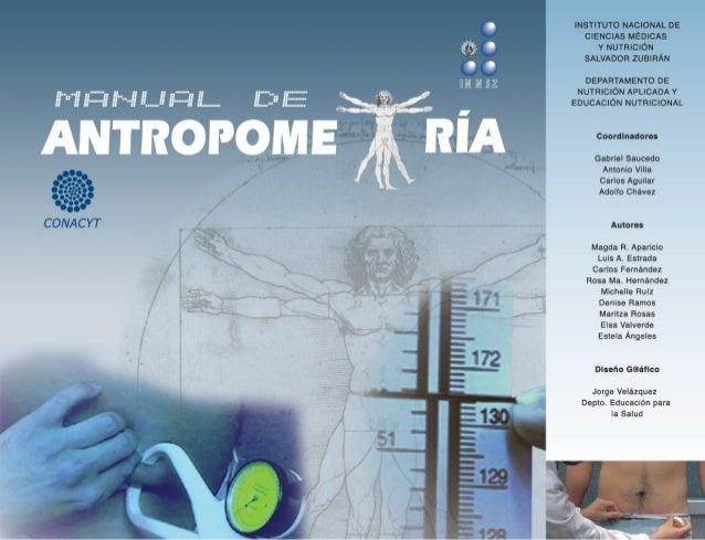 Antropometria  para educacion fisica