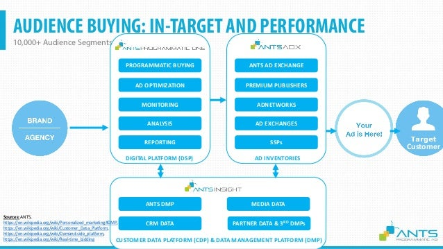MULTICHANNEL ADS: IN-TARGET AND PERFORMANCE 10,000+ Audience Segments Confidential GIẢIPHÁPQUẢNGCÁOONLINETỰĐỘNGĐAKÊNH