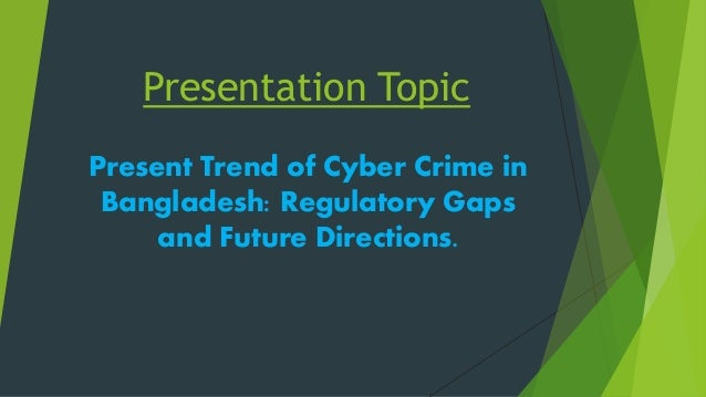 the future direction of crime essay