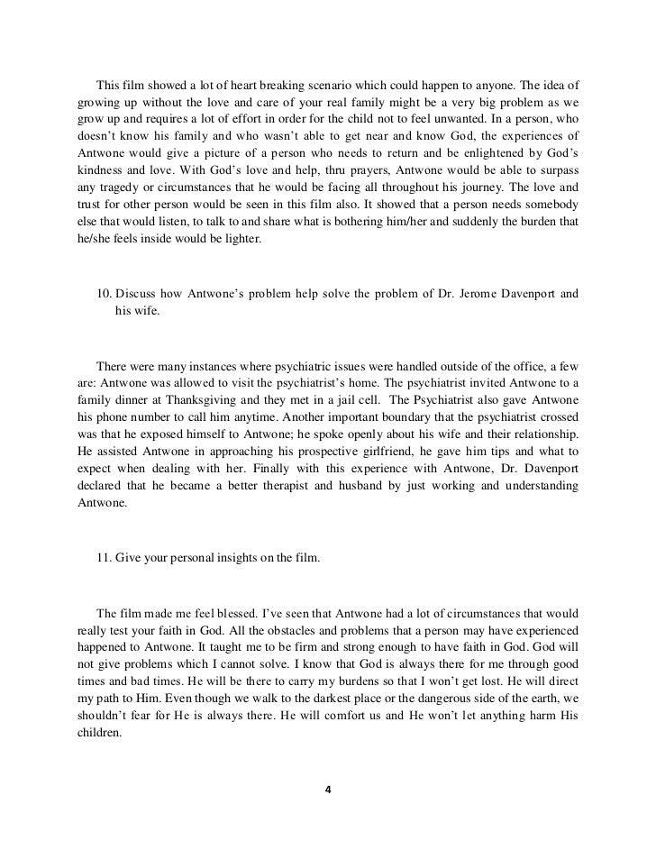 Narrative Essay Thesis  High School Essay Example also English Essay Antwone Fisher Essay Best English Essay