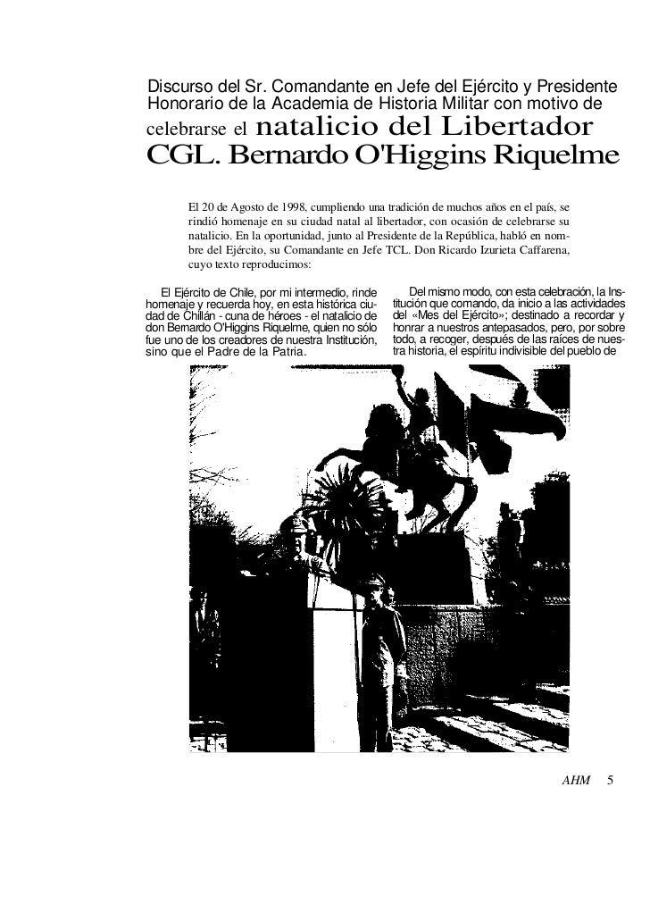 Anuario N° 13 [ Año 1998]