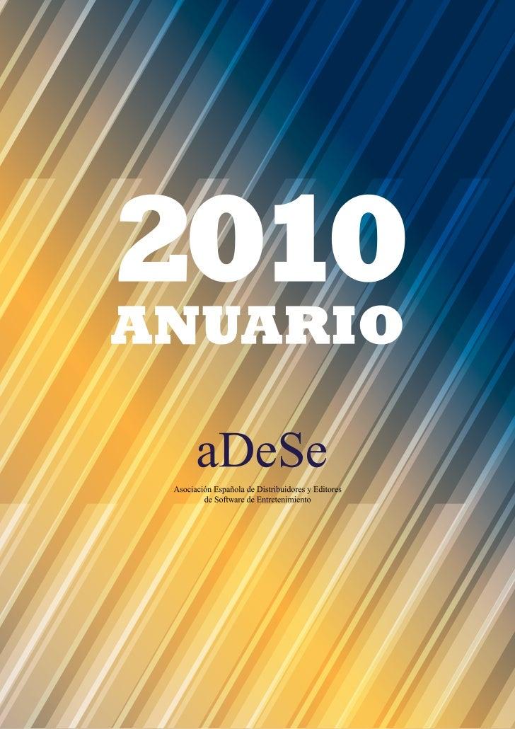 Carta del presidente         1. El mercado español del videojuego. Balance de un año.         2. Retos y oportunidades del...