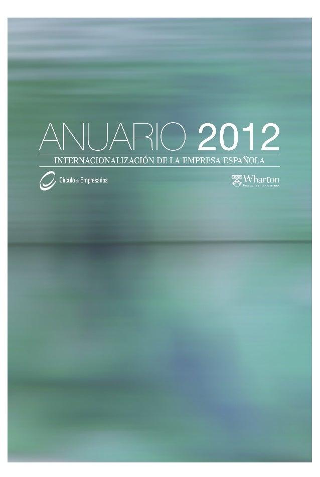 © 2012, Círculo de EmpresariosCalle Marques de Villamagna, 3, 10ª Planta, 28001 MadridAutores:Ofelia Marín - Lozano - Dire...