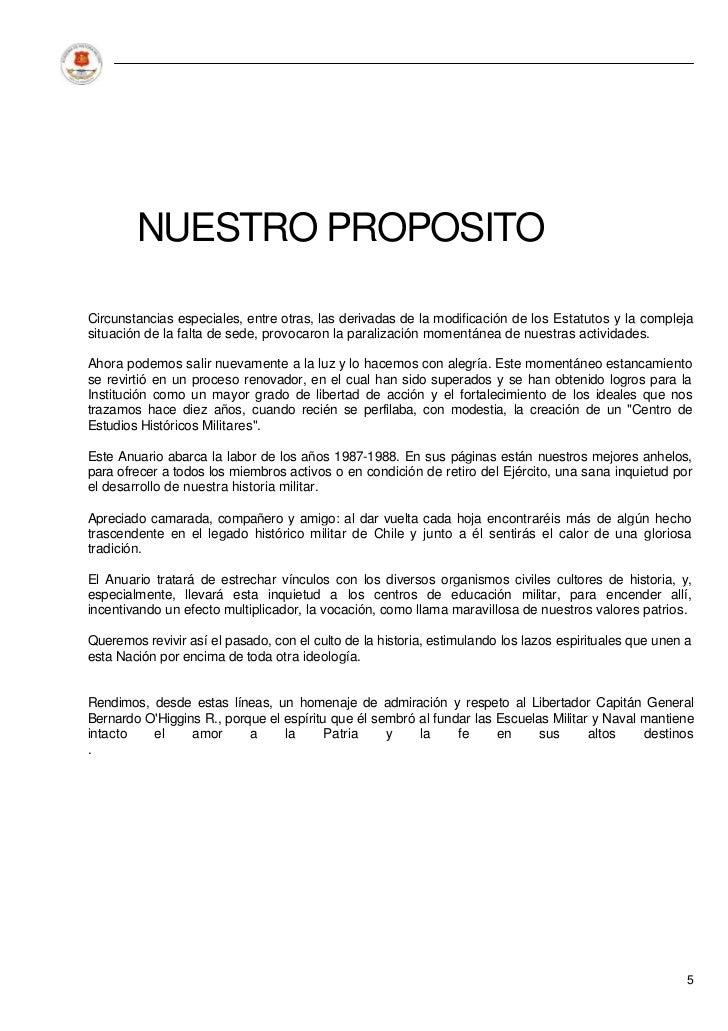 NUESTRO PROPOSITOCircunstancias especiales, entre otras, las derivadas de la modificación de los Estatutos y la complejasi...