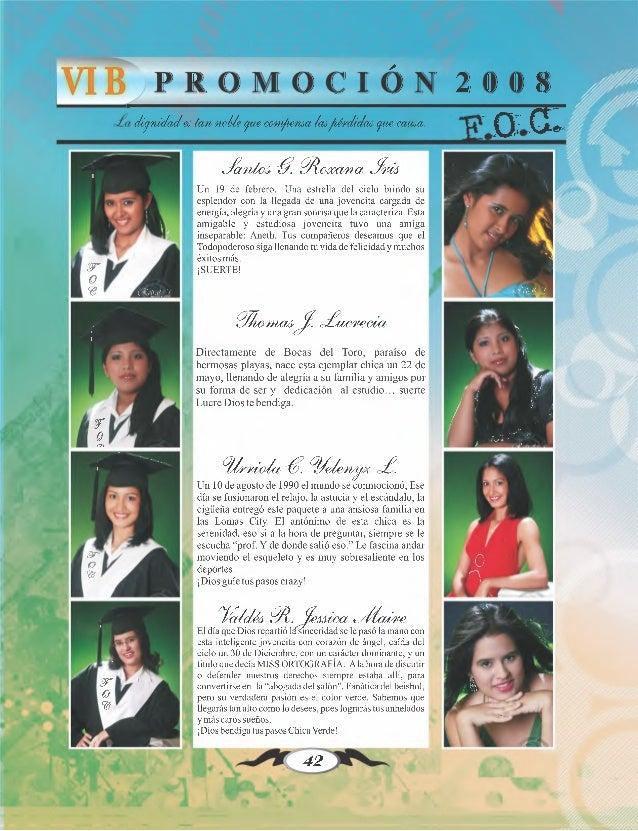 Anuario de 2008
