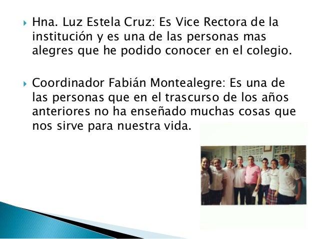  C) Profesora Ruth Gómez: Con ella llevo 9 años los cuales ella me ha enseñado muchas cosas y he llegado a mejorar con el...