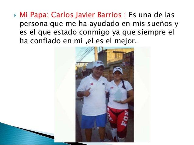  B:  Lina Martínez : Es una de las persona que me ha apoyado y ha confiado en mi, y es como mi segunda mama.