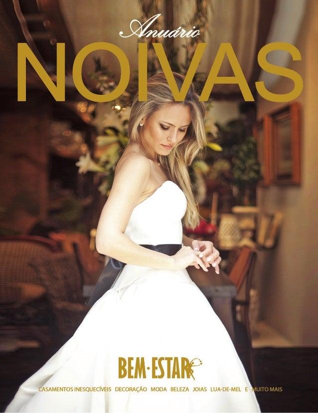 ANUÁRIO NOIVAS BEM-ESTAR  1