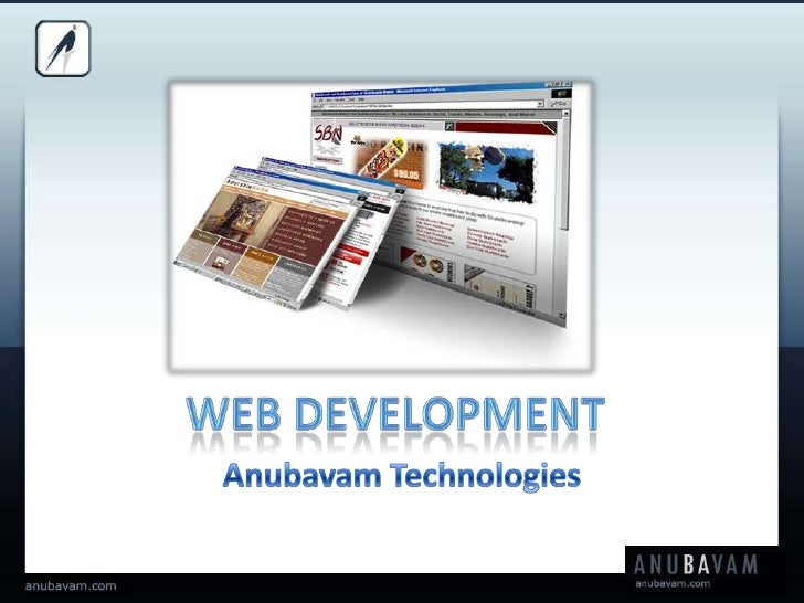 Build a community around your  brand<br />WEB development<br />Anubavam Technologies<br />