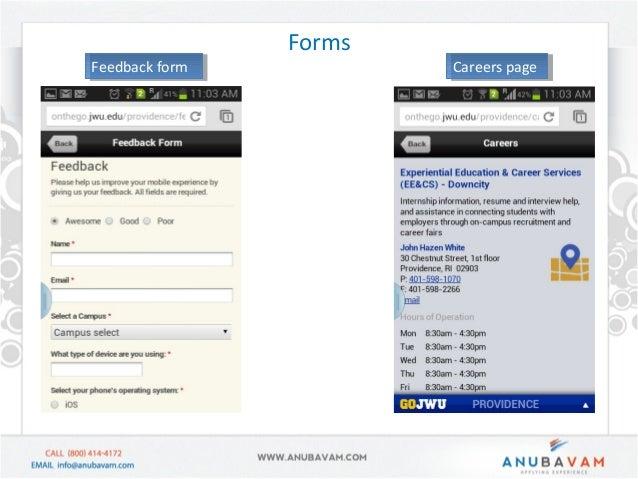 University Mobile App Solutions