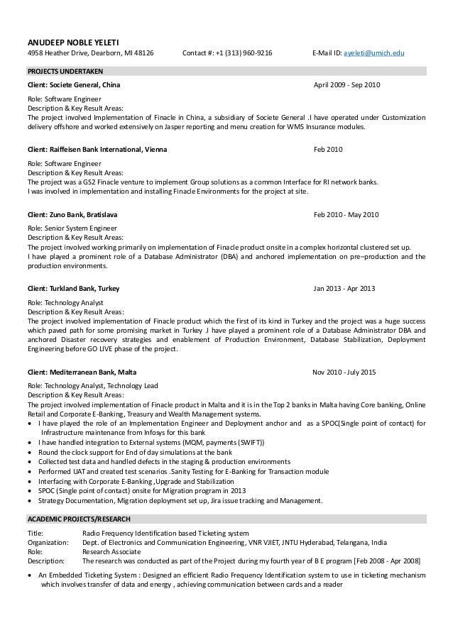 Anudeep nobleyeleti resume