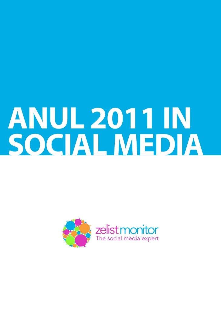 Anul 2011 in social media