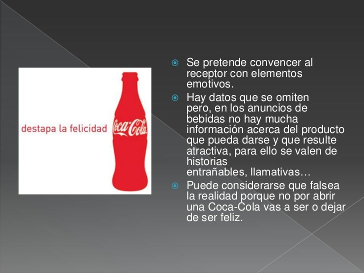 Analisis Anuncio Coca Cola