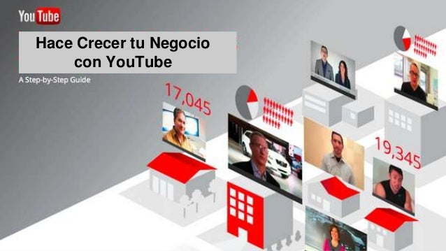 Hace Crecer tu Negocio con YouTube