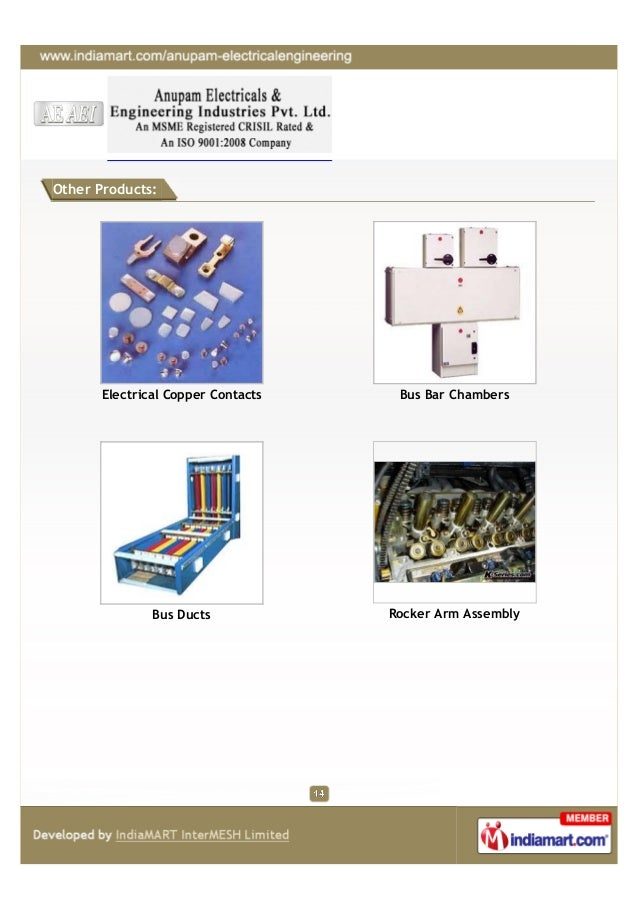 Anupam Electricals And Engineering Indutries Private