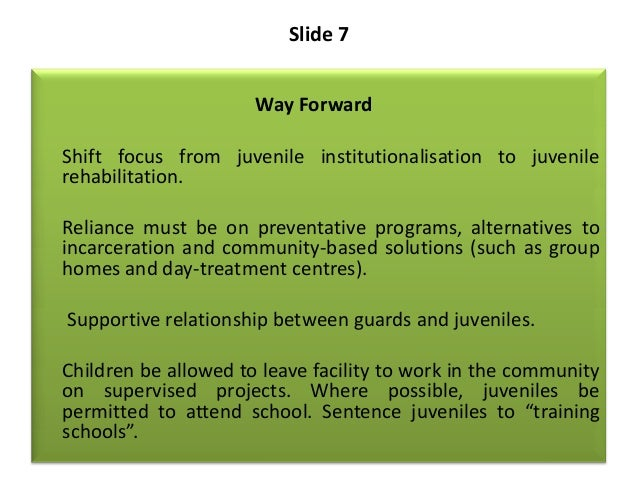 New Juvenile Justice Act Some Significant Provisions Anup Bhambani