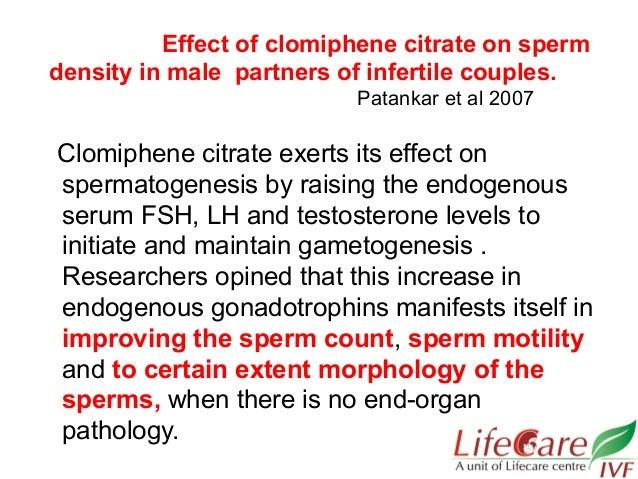 clomiphene dose for men
