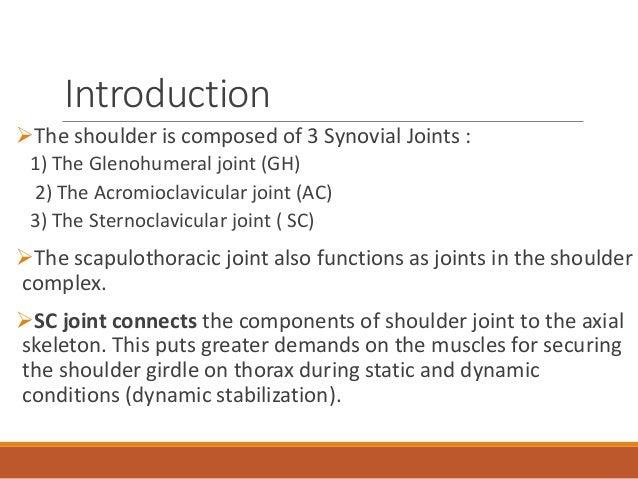biomechanics of shoulder joint pdf