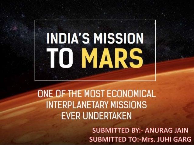 upcoming mars mission - photo #5