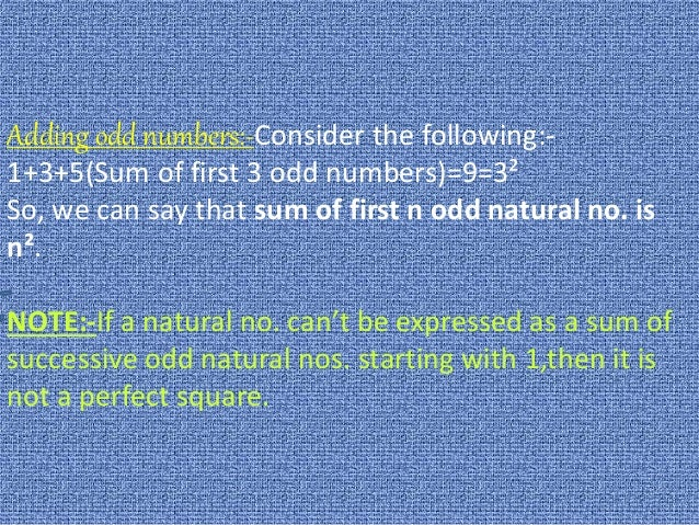 The Product Of Two Consecutive Odd Natural Numbers Is
