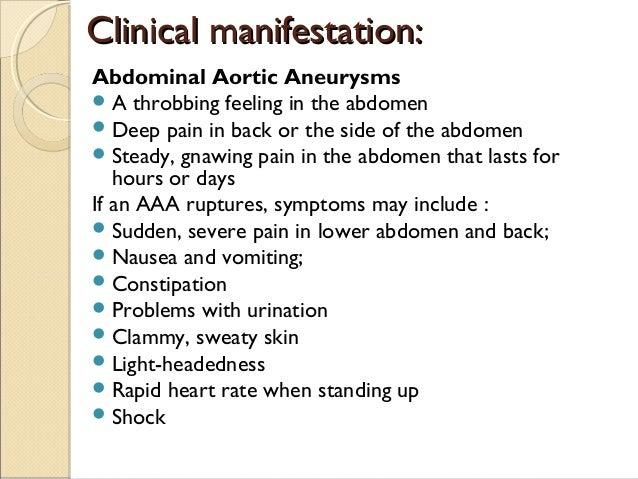 anuerysm, Human Body
