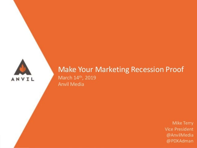 Measurable Marketing That Moves You // © 2019 - All information in this document is copyright protected and the property o...