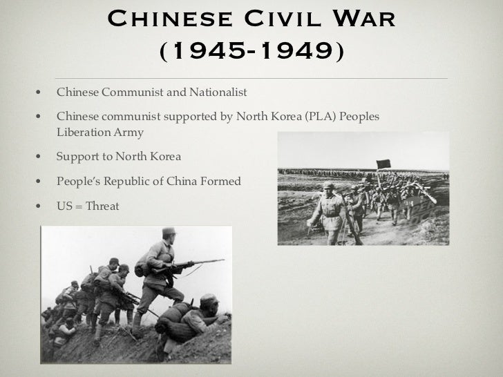 chinese civil war essay China: civil war and communist triumph ccp gained control of the manchurian countryside after the war, the nationalists appeared to have superior resources.