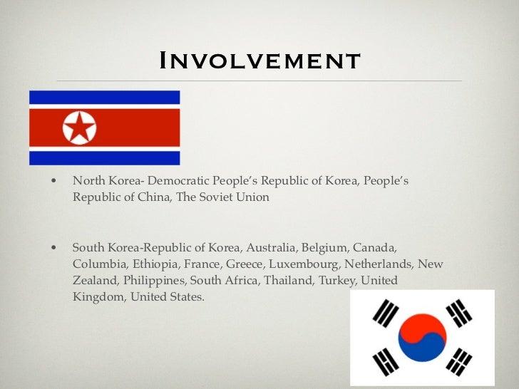 Canada in korean war essay