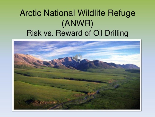 Arctic National Wildlife Refuge (ANWR) Risk vs. Reward of Oil Drilling