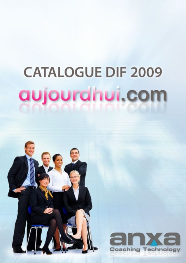 CATALOGUE DIF 2009 AUJOURDHUI.COM - CATALOGUE DIF 2009