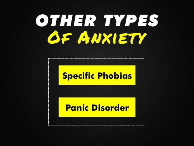 Anxiety & Depression usually go hand in hand, one is never far behind the other.