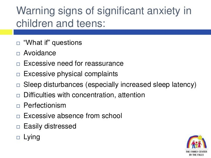 overview of anxiety disorders An overview of anxiety written by jennifer l horn, phd, hspp in conjunction with information provided generously by anxiety disorders in america.