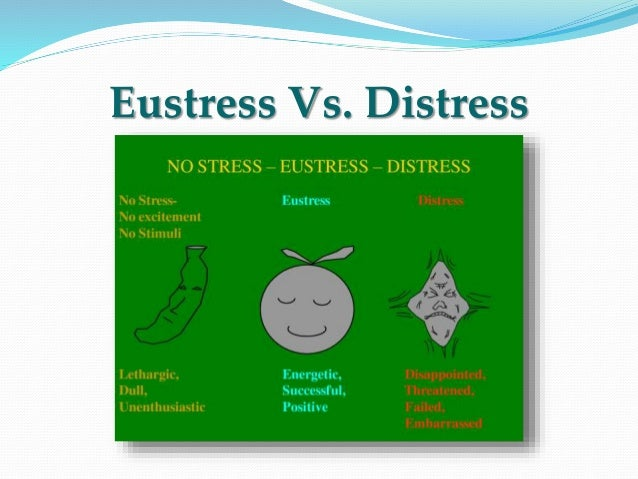 what is eustress and how is Techniques for developing positive coping skills and practicing or training for change so that when potential stressors occur, we are prepared with positive coping skills and we have developed a strong social support system to experience eustress, not distress.