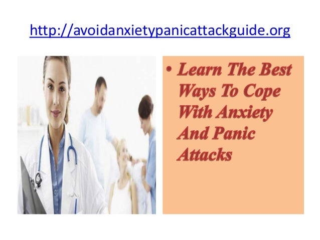 What are best options for treating anxiety