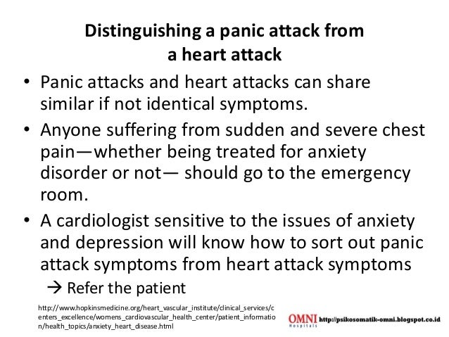 Anxiety Disorder And Medical Comorbidity